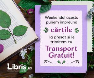 Campanie de reduceri  Transport GRATUIT, bun de sarbatorit!