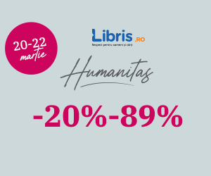 Campanie de reduceri  -20% - 89% in weekendul lecturilor Humanitas!