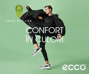 Campanie de reduceri Noua colectie ECCO ST.1, ST.1 Lite & ST.1 Hybrid - pentru BARBATI