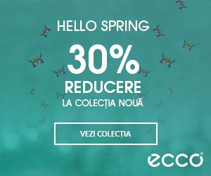 Campanie de reduceri 30% REDUCERE la TOATA colectia NOUA