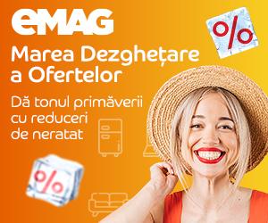 Campanie de reduceri Campanie Marea Dezghetare