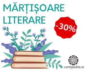 Campanie de reduceri Mărțișoare Literare
