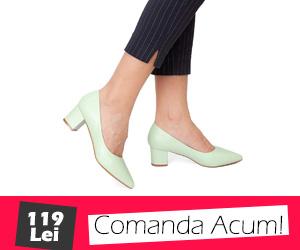 Campanie de reduceri Pantofi Dama