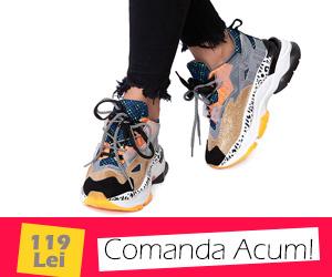 Campanie de reduceri Pantofi Sport Dama