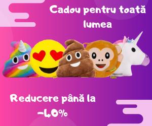 Campanie de reduceri EMOJI TIME