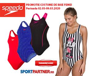 Campanie de reduceri Promotia saptamanii - costume de baie femei