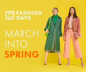 Campanie de reduceri March into Spring - reduceri la articolele pentru femei