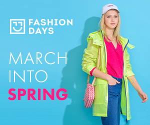 Campanie de reduceri March into Spring (refresh femei)