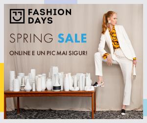 Campanie de reduceri Spring Sale - reduceri la articolele pentru femei