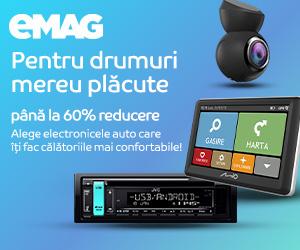 Campanie de reduceri Campanie electronice auto mai, 01- 31.05.2020