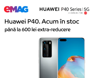 Campanie de reduceri Campanie stoc Huawei P40