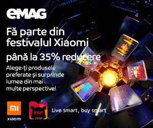 Campanie de reduceri Campanie Xiaomi