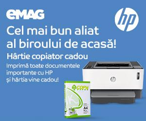 Campanie de reduceri Imprimante HP
