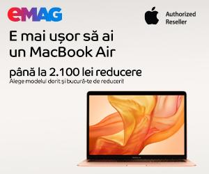 Campanie de reduceri Campanie MacBook Air