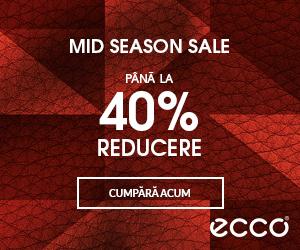 Campanie de reduceri MID SEASON SALE - PANA LA 40%