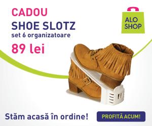 Campanie de reduceri Campanie Shoe Slotz CADOU