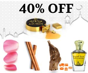 Campanie de reduceri Dubai Aromas Parfumuri Arabesti