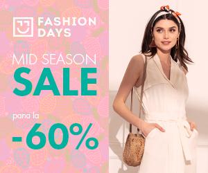 Campanie de reduceri Mid Season Sale - refresh femei (16.04)