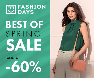 Campanie de reduceri Best Of Spring Sale (refresh femei)