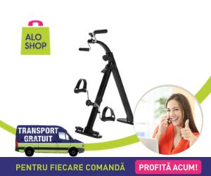 Campanie de reduceri Campanie TRANSPORT GRATUIT 2020