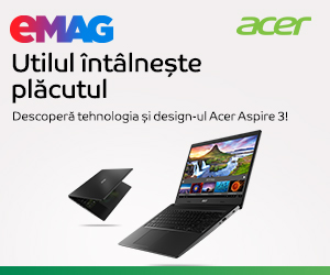 Campanie de reduceri Laptopuri ACER ASPIRE 3