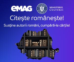 Campanie de reduceri Campanie Carti cu autori romani 27 mai - 31 decembrie