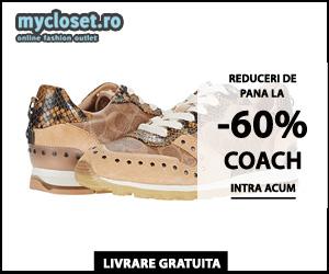 Campanie de reduceri Vara 2020 Coach Femei