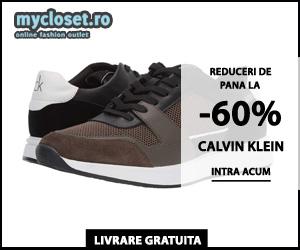 Campanie de reduceri Vara 2020 Calvin Klein Barbati