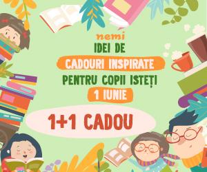 Campanie de reduceri 1+1 Cadou - Nemi