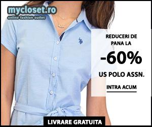 Campanie de reduceri Vara 2020 US Polo Assn. Femei