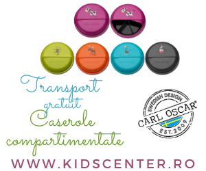 Campanie de reduceri Transport gratuit Carl Oscar
