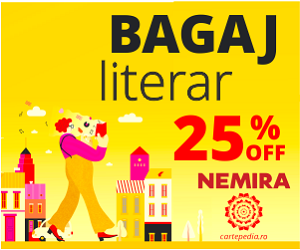 Campanie de reduceri Nemira îți pregătește bagajul literal! 25% reducere!