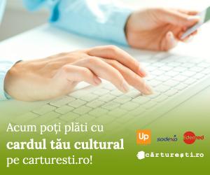 Campanie de reduceri PLATA CU CARDURI CULTURALE