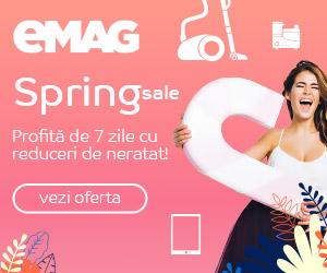 Campanie de reduceri Campanie Spring Sale