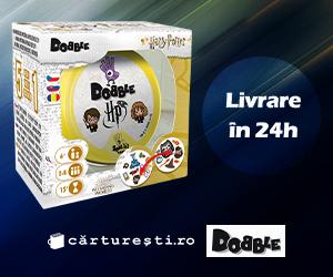 Campanie de reduceri JOC DOBBLE - HARRY POTTER - Livrare 24h