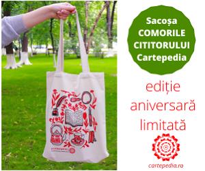Campanie de reduceri Surprizele continuă! - Sacoșă Comorile cititorului Cartepedia