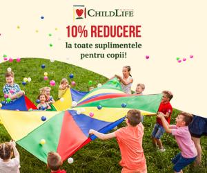Campanie de reduceri Suplimente alimentare Child Life Essentials