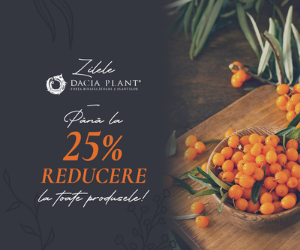 Campanie de reduceri Zilele Dacia Plant