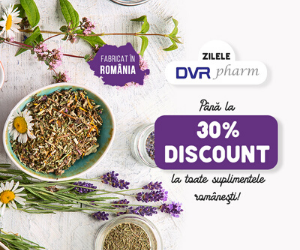 Campanie de reduceri Zilele DVR Pharm
