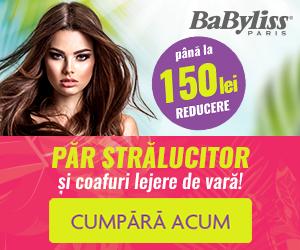 Campanie de reduceri Par stralucitor cu BaByliss