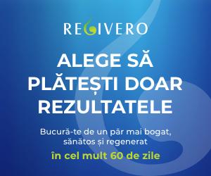 Campanie de reduceri Specialistii Regivero ofera Consultanta Gratuita pentru rezolvarea problemei parului