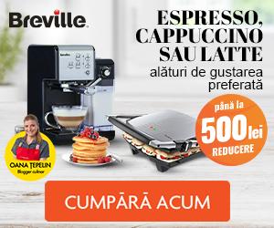 Campanie de reduceri Espresso, cappuccino sau latte?