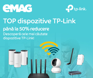 Campanie de reduceri Gama produse TP-LINK