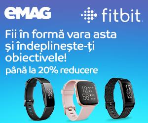Campanie de reduceri Campanie Fitbit