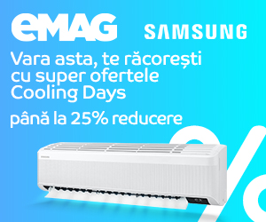 Campanie de reduceri Campanie AC Samsung 8-29 iunie 2020