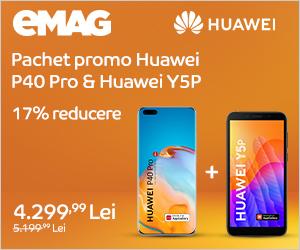 Campanie de reduceri Campanie pachet promo Huawei