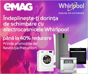 Campanie de reduceri MDA Whirlpool Revolutia Preturilor