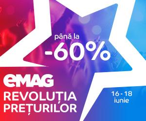 Campanie de reduceri Revolutia Preturilor iunie 2020