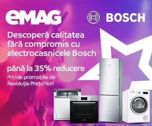 Campanie de reduceri Bosch MDA Revolutia Preturilor