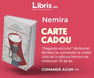 Campanie de reduceri Nemira, carte CADOU!